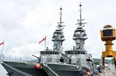Ấn Độ và Singapore tiến hành tập trận hải quân quy mô lớn