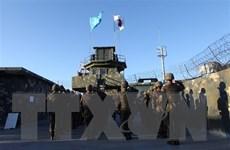 Hai miền Triều Tiên thúc đẩy giải giáp tại Khu vực an ninh chung