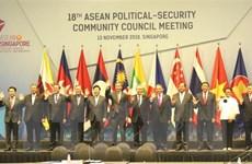 ASEAN tăng cường đoàn kết ứng phó với các thách thức an ninh