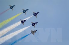 Trung Quốc công bố lộ trình hiện đại hóa lực lượng không quân