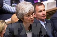 Thủ tướng Anh Theresa May quyết bảo vệ thỏa thuận sơ bộ Brexit