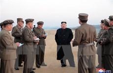 Mỹ phối hợp với Anh, Hàn Quốc thực hiện các chiến lược với Triều Tiên