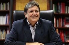 Cựu tổng thống Peru bị cấm xuất cảnh để điều tra tham nhũng