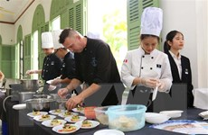 """Thưởng thực ẩm thực Pháp """"Balade en France 2018"""" tại TP.HCM"""