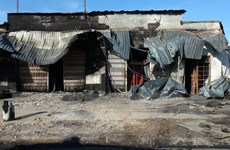 Xác định danh tính các nạn nhân vụ cháy xe bồn tại Bình Phước