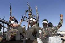 Yemen: Phái viên của Liên hợp quốc gặp thủ lĩnh phiến quân Houthi