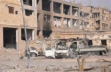 IS tấn công lực lượng do Mỹ hậu thuẫn tại miền Đông Syria