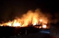 Trung Quốc: Nổ lớn tại nhà máy, 2 người chết, 24 người bị thương