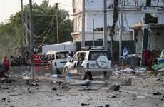 Đánh bom xe gây thương vong tại thủ đô Mogadishu của Somalia