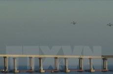 Nga tăng cường bảo vệ cầu Kerch sau vụ bắt giữ tàu Ukraine