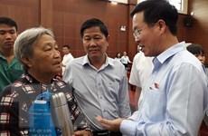 Trưởng ban Tuyên giáo TW: Chính quyền cần tăng cường đối thoại với dân