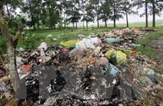 Vĩnh Phúc: Môi trường ngày càng ô nhiễm diện rộng do rác thải