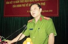 Đình chỉ Trưởng Công an TP Thanh Hóa vì cáo buộc 'chạy án'