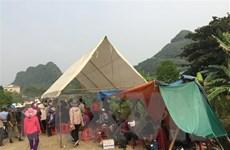 Xử lý vụ xô xát trong xây dựng Đài hóa thân hoàn vũ tại Ninh Bình