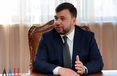 Ukraine: Cộng hòa tự xưng Donetsk bỏ phiếu bầu tân Thủ tướng
