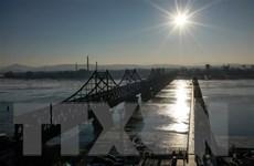 Hàn Quốc đề xuất dự án tàu chở hàng 3 bên với Triều Tiên, Trung Quốc
