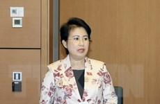 Bà Phan Thị Mỹ Thanh được điều động công tác tại MTTQ tỉnh Đồng Nai
