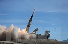 Mỹ: EU phải trừng phạt Iran vì thử nghiệm tên lửa đạn đạo