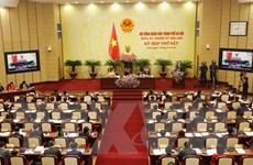 Bế mạc kỳ họp thứ 7, Hội đồng nhân dân thành phố Hà Nội khóa XV