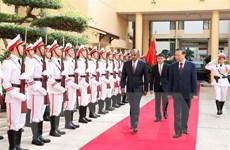 Việt Nam và Singapore tăng cường phòng chống tội phạm