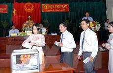 Cà Mau, Hòa Bình, Cần Thơ công bố kết quả lấy phiếu tín nhiệm