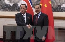 """Chủ tịch Trung Quốc: Quan hệ với Triều Tiên """"vô cùng quan trọng"""""""