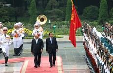 Sự kiện trong nước 3-9/12: Thủ tướng Hun Sen thăm Việt Nam