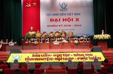 6 chủ đề trọng tâm của công tác Hội Sinh viên Việt Nam nhiệm kỳ mới