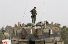 """Tướng Israel tới Nga để thảo luận về chiến dịch """"Lá chắn phương Bắc"""""""