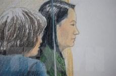 """Tòa án Canada vẫn chưa đưa ra phán quyết về """"số phận"""" của CFO Huawei"""