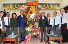 TP.HCM, An Giang chúc mừng Giáng sinh Hội thánh Tin Lành
