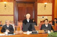 Ban Bí thư TW Đảng họp về việc nâng cao chất lượng, sàng lọc đảng viên