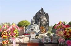 Khánh thành công trình tượng Mẹ Việt Nam Anh hùng Nguyễn Thị Ngọt