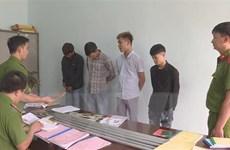 Đắk Lắk: Điều tra nhóm đối tượng chuyên cho vay nặng lãi ở Krông Năng