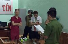 Khởi tố nhóm 7 đối tượng về hành vi cho vay nặng lãi tại Gia Lai
