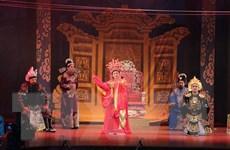 Hơn 20 nghệ sỹ quy tụ trong vở cải lương 'Giấc mộng đêm Xuân'