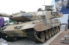 Hungary ký thỏa thuận mua vũ khí hạng nặng từ Đức