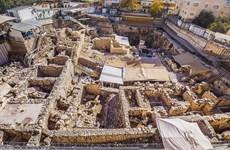 """""""Chúa nhẫn"""" 2.000 năm tuổi bất ngờ xuất hiện ở thành cổ Jerusalem"""