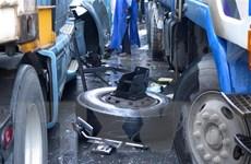 Bình Thuận: Tai nạn liên hoàn giữa 3 ôtô và 1 xe máy, 2 người tử vong
