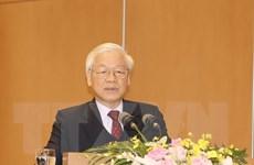 Tổng Bí thư, Chủ tịch nước: Tuyệt nhiên không được chủ quan, thỏa mãn