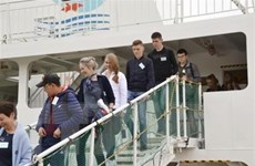 Kyodo: Nga sẽ tăng cường phòng thủ tên lửa ở đảo tranh chấp với Nhật
