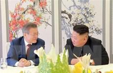 Nhà lãnh đạo Triều Tiên gửi thư tay cho Tổng thống Hàn Quốc