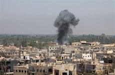 TASS: Tội ác của liên quân có thể phơi bày sau khi Mỹ rút khỏi Syria