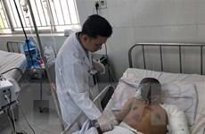 Vụ cháy xe bồn ở Bình Phước: Chưa thể khởi tố bị can vì lý do sức khỏe
