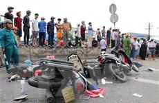 Bảo hiểm bồi thường cho nạn nhân vụ tai nạn thảm khốc tại Long An
