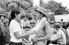 Chuyện về những chiến sỹ tình nguyện Việt Nam bên đất bạn