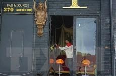 Phú Yên: Dùng súng tự chế bắn vỡ cửa kính quán bar vì xô xát