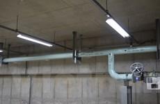 Hạ tầng chất lượng cao: Hệ thống cung cấp nước chống động đất