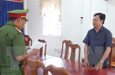 Cà Mau: Bắt tạm giam 2 nguyên cán bộ y tế tham ô tài sản