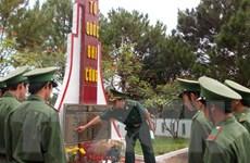 Phát huy truyền thống đơn vị anh hùng bảo vệ biên giới Tây Nam Tổ quốc